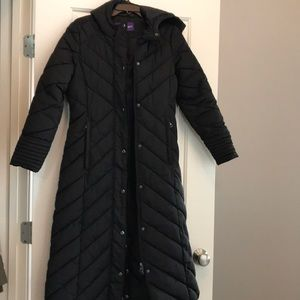 Madden Girl Hooded Quilted Puffer Coat